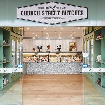 Church Street Butcher Home Web