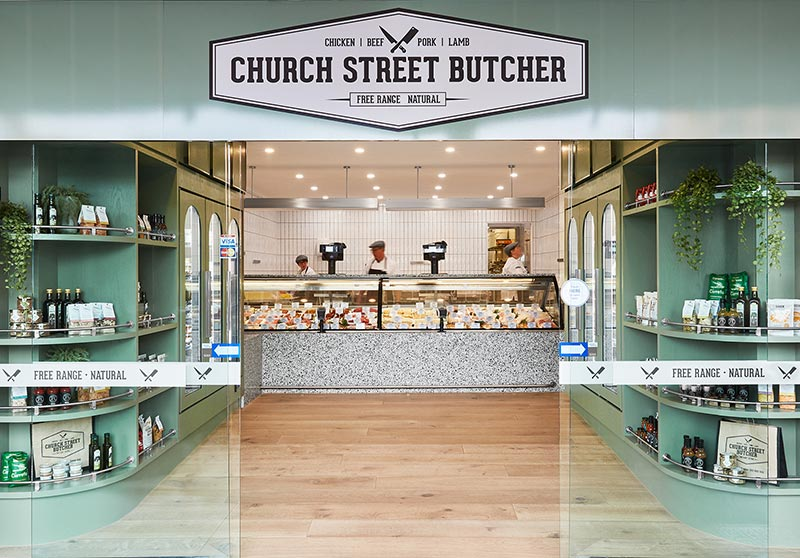 Church Street Butcher Home Web