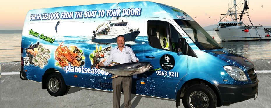 Planet Seafood - Extra Fresh Bentleigh