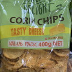 Corn Chips – Cheese – Organic