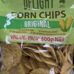 Corn Chips Organic