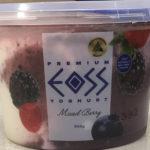 Yogurt Eoss Mixed Berry Yogurt (500gm)