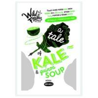 wild foodies kale & quinoa soup 1452
