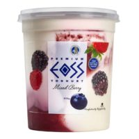 mixed berry yoghurt 900g