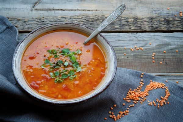 Lentil Soup Adobestock 97181201