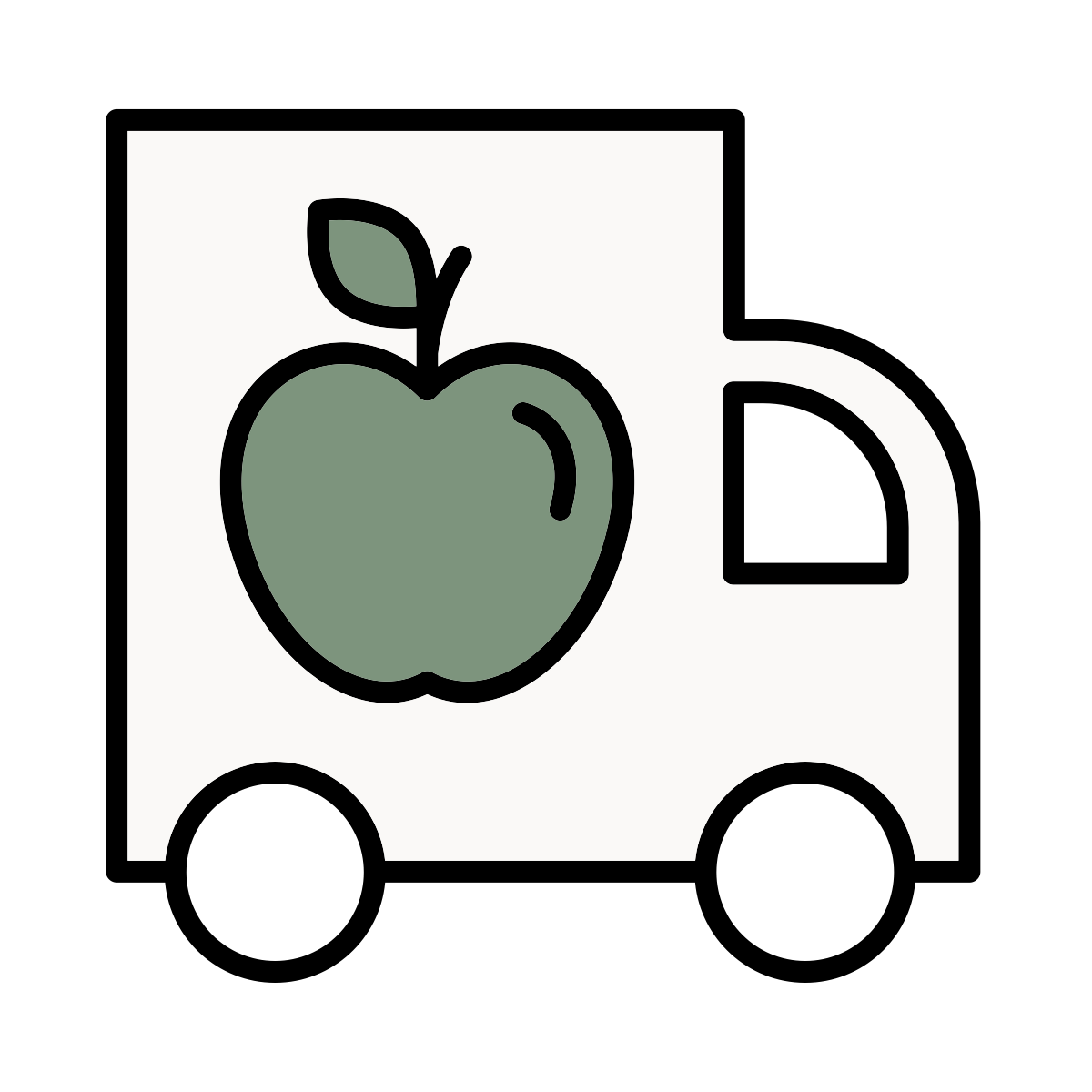 Local Food Market Co Delivery Truck - online groceries - fruit and veg delivery - grocery shopping online - grocery delivery melbourne - online food shopping - fruit delivery - fruit delivery melbourne - fruit and vegetable delivery - food shopping online - melbourne grocery stores