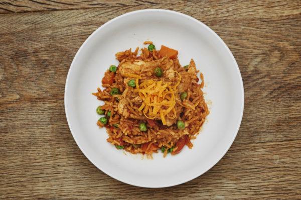 Spanish Chicken Rice Nicholas Duell © 2020 Blog Dsc 0699 1
