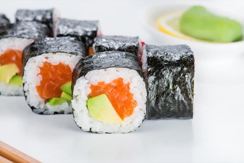Sushi Rolls 100737275